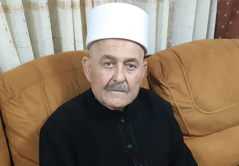 جولاني وفاة الشيخ أبو عنان نبيل نور الدين ابو صالح من مجدل